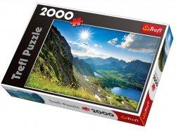 TREFL Puzzle 2000 el. Dolina Pięciu Stawów, Tatry (27047)