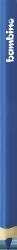 Kredka kredki BAMBINO w oprawie drewnianej GRANATOWA (03691)