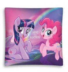 Poszewka na poduszkę 3D My Little Pony Kucyki 40 x 40 cm (MLP12)