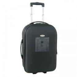 MAŁA walizka podróżna czarna (20010CZ)