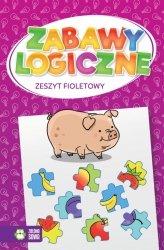 Zabawy logiczne. Zeszyt fioletowy (44177)