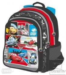 Plecak szkolny CARS AUTA, licencja Disney (PL15CA12)