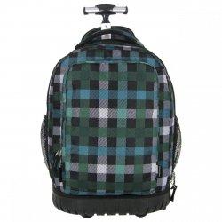 Plecak szkolny młodzieżowy na kółkach (PLM19KB26)