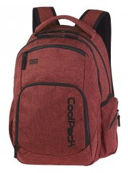 PLECAK CoolPack BREAK bordowy SNOW BURGUNDY/ SILVER (90605CP)