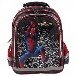 Plecak szkolny Spiderman (PL15BSH10SET4CZ) ZESTAW 4 el.