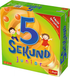 TREFL Gra towarzyska 5 sekund junior 2.0 (01643)