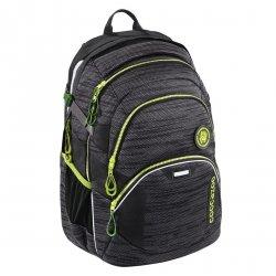 Plecak szkolny Coocazoo JobJobber 2 Black Knit (139267)