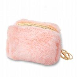Portfelik futerkowy Pink&Gold (STN5881)