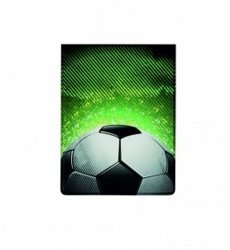 Etui na dokumenty FOOTBALL Piłka nożna pionowe (00116)