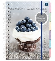 Przepiśnik kulinarny sweet lifestyle (43584)