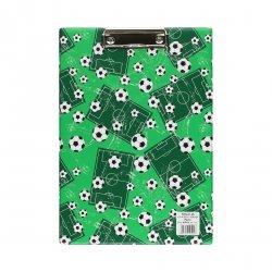 Klip A4 deska z nadrukiem FOOTBALL Piłki (KHN0106)