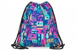 WOREK CoolPack SOLO w kolorowe napisy, MISSY (B72100)