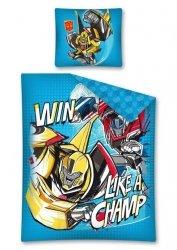 Komplet pościeli pościel Transformers 160 x 200 cm (TRF07DC)