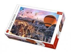 TREFL Puzzle 3000 el. Balony nad Kapadocją (33059)