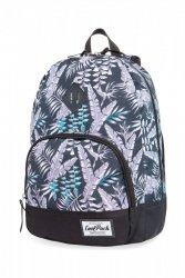 Plecak CoolPack CLASSIC miejski młodzieżowy w palmy, PALMS (B06024)