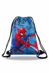 WOREK CoolPack BETA Spiderman na niebieskim tle, SPIDERMAN DENIM (B54304)