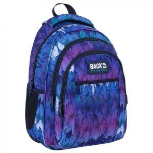 Plecak szkolny młodzieżowy BackUP 26 L PIÓRA (PLB4O28)