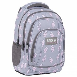 Plecak szkolny młodzieżowy BackUP 26 L KRÓLICZKI (PLB4A01)