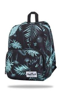 Plecak CoolPack SLIGHT miętowe liście, GREEN HAWK (C12169)