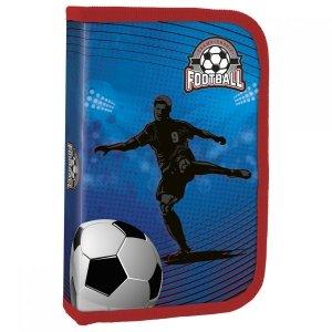 Piórnik z wyposażeniem FOOTBALL Piłka nożna (PWJPI15)