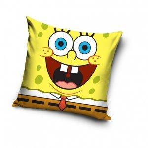 Poszewka na poduszkę  Spongebob Kanciastoporty 40 x 40 cm (SBOB163012)