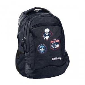 Plecak szkolny młodzieżowy kosmici, UFO Paso (PPUF20-2808)