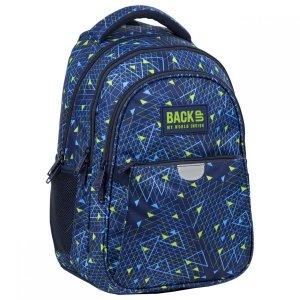 Plecak wczesnoszkolny BackUP 22 L TRÓJKĄTY (PLB3P44)