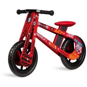 Rowerek biegowy drewniany STARK Formula  KIDWELL (ROBISTA02A0)