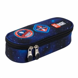 Piórnik szkolny ST.RIGHT misja kosmiczna, COSMIC MISSION PC1 (27484)