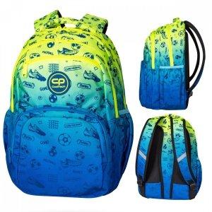 Plecak CoolPack PICK  piłka nożna,  FOOTBALL (D100339)