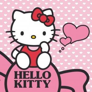 Ręcznik dziecięcy MAGICZNY Hello Kitty 30 x 30cm (HK)