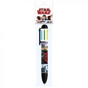 Długopis 6 kolorów STAR WARS Gwiezdne wojny (D6KSW18)