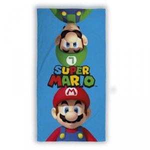 Ręcznik plażowy kąpielowy  Super Mario (NO-204T)