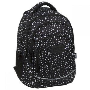 Plecak szkolny młodzieżowy BackUP 26 L KROPKI (PLB3A01)