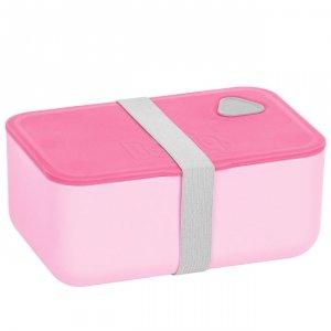 Śniadaniówka BEUNIQ różowa Lunch Box Paso (PP21-3033D)