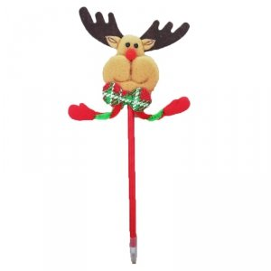 Długopis świąteczny RENIFER Boże Narodzenie  (901837)