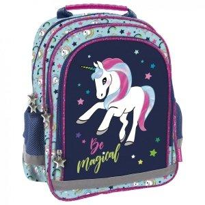 Plecak szkolny UNICORN Jednorożec (PL15BJR10)