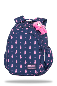 Plecak wczesnoszkolny CoolPack JERRY 21 L kotki, NAVY KITTY (C29240)