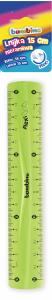 Linijka plastikowa elastyczna 15 cm BAMBINO MIX KOLORÓW (04971)