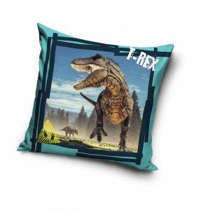 Poszewka na poduszkę Jurassic World DINOZAUR 40 x 40 cm (TREX203002)