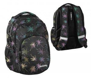Plecak szkolny młodzieżowy PALM TREE, palmy Paso (PPPL20-2706)