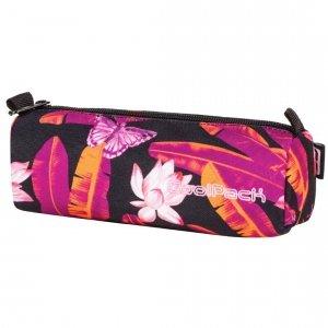 Piórnik CoolPack w egzotyczne kwiaty TUBE TAHITI (62176)
