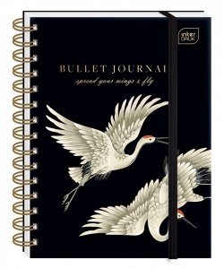 Bullet Journal BIRDS Kołobrulion A5 Planer Organizer BUJO (93480)