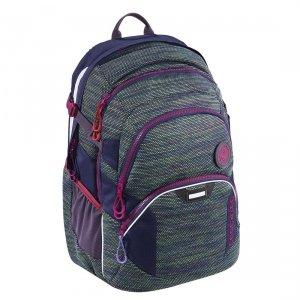 Plecak szkolny Coocazoo JobJobber 2 Wildberry Knit (139266)