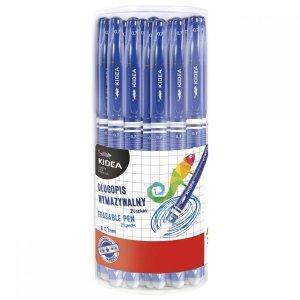 Długopis pióro wymazywalne KIDEA 24 sztuki (DWKA)