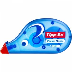 Korektor w taśmie Tipp-Ex Pocket Mouse 4,2mm x 10m BIC (10883)