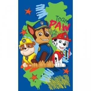 Ręcznik dziecięcy Psi Patrol 30 x 50 cm (PAW191261-R)