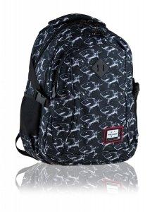 Plecak młodzieżowy Head 27 L rekiny, X-RAY SHARKS (502020063)