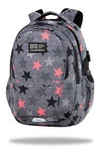 Plecak CoolPack FACTOR 29 L gwiazdy, FANCY STARS (C02176)