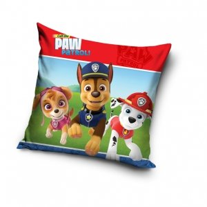 Poszewka na poduszkę  Psi Patrol 40 x 40 cm (PAW203044)